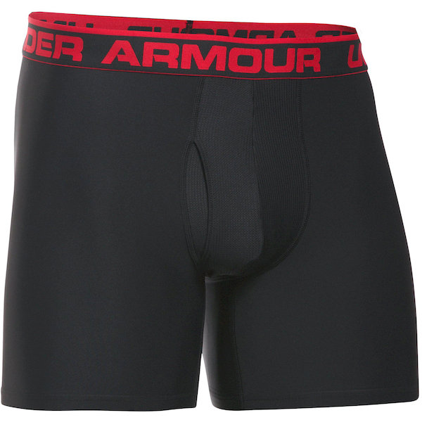 Under Armour Mænds Under Amour Recovery Sleepwear Shorts - Size - XL, Color - 001 - Black