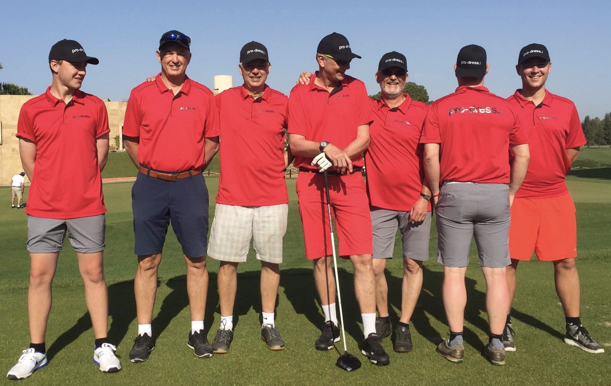 Golf Poloshirts