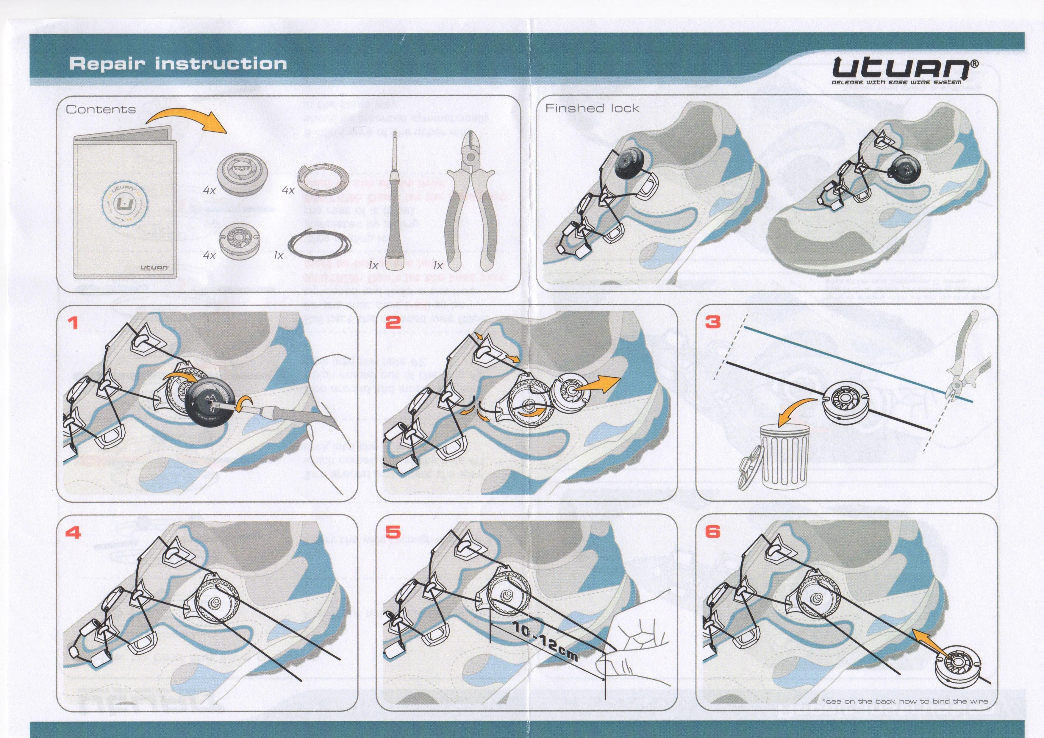 uturn guide