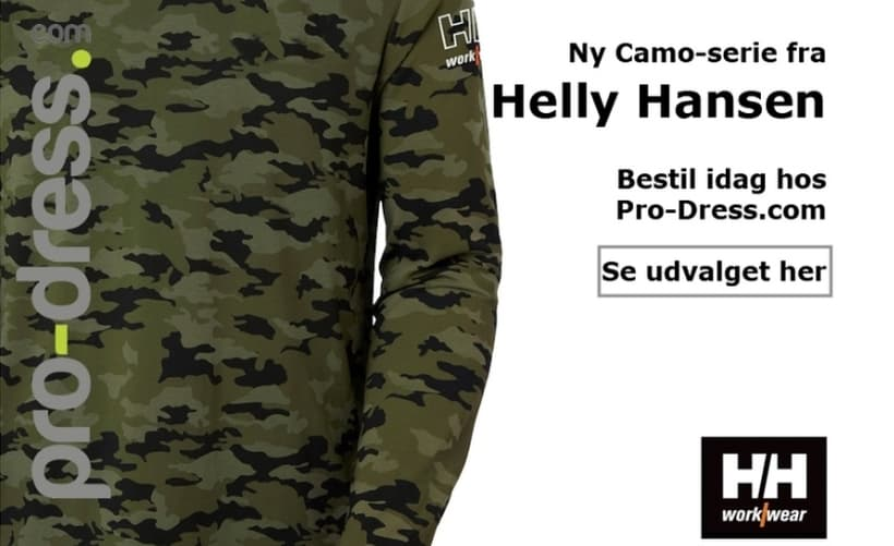 Helly Hansen Camo