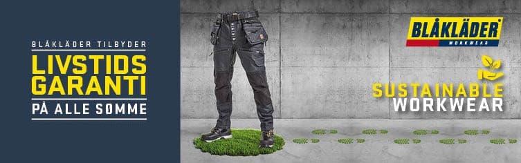 Blåkläder Workwear - Sustainable Workwear