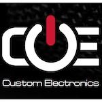 CUE elektronikprodukter.