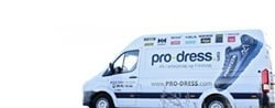 Pro-Dress demobus