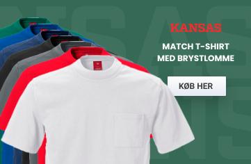 Kansas Match T-shirt