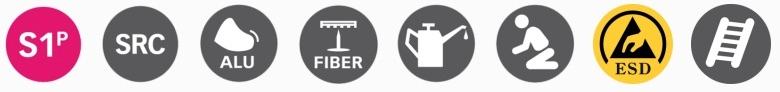Brynje symboler S1p ESD