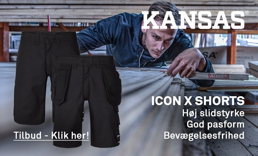 Kansas Icon X Shorts
