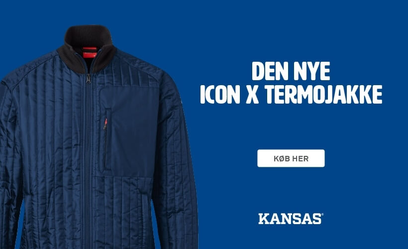 Kansas Icon X Termojakke tilbud