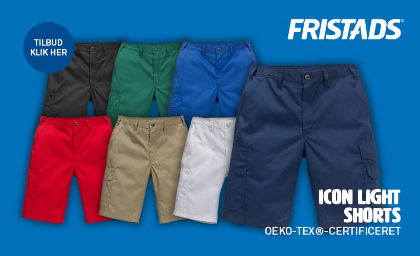 Fristads Icon light shorts