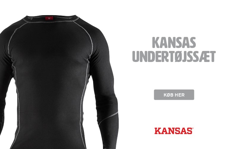 Kansas undertøjssæt