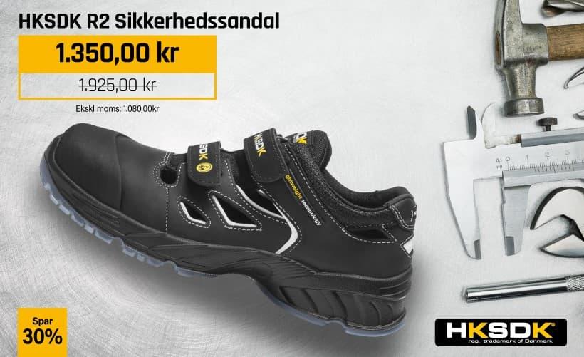 HKSDK Z2 sikkerhedssandal