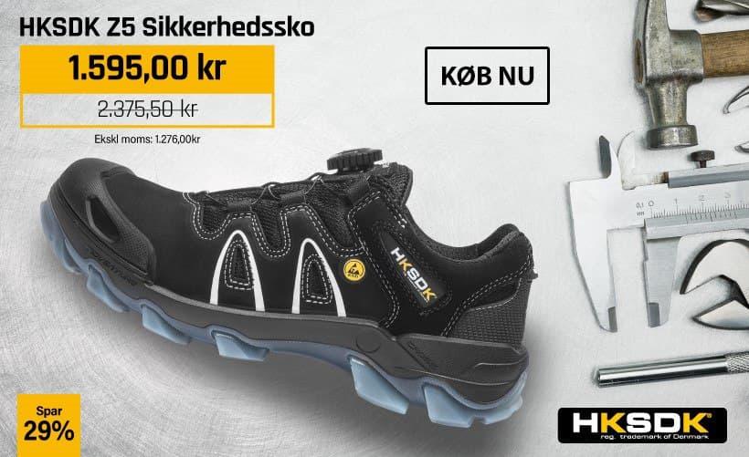 HKSDK Z5 sikkerhedssko